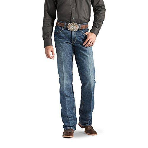 Ariat Men's M4 Low Rise Boot Cut Jean - Gulch, 33W x 34L