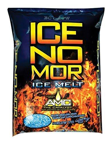 Ice No Mor Calcium Chloride Ice Melt - 20lbs