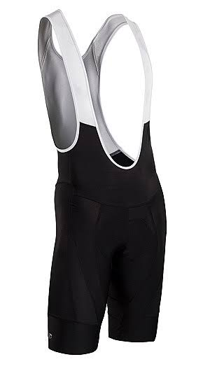 Sugoi Mens RS Pro Bib Shorts - Black, Large