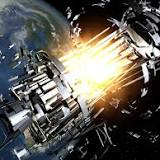 A dead Soviet satellite and a discarded Chinese rocket body just avoided colliding in space and exploding into ...
