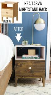 Ikea Tarva 6 Drawer Dresser by Ikea Tarva Nightstand Hack Hawthorne And Main