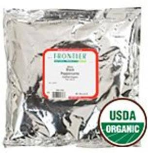 Frontier Natural Products 4436 Bulk Milk Thistle Seed Powder Organic - 1 lb. Foil Bag