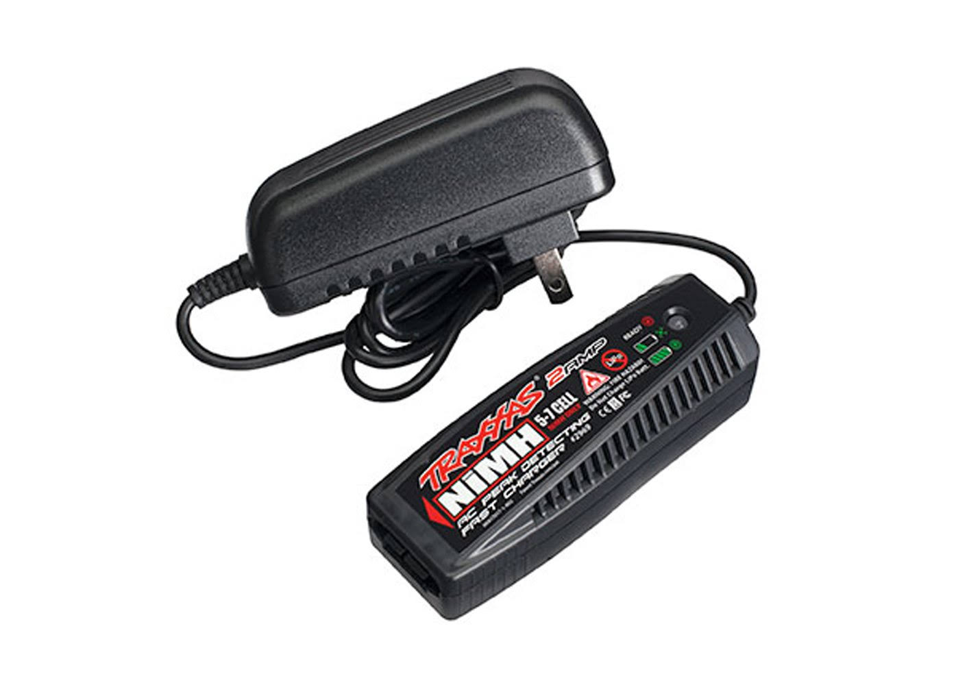 Traxxas 2-Amp AC Peak-Detecting 5-7 Cell NiMH Battery Fast Charger (2969)