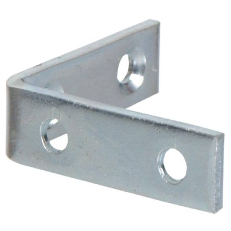 The Hillman Group Zinc Plated Corner Brace - 2-1/2in x 5/8in