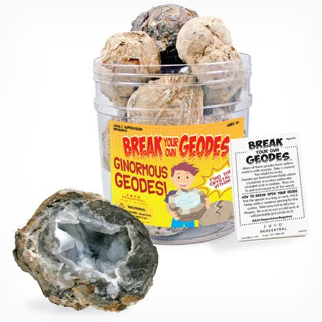 Ginormous Geodes