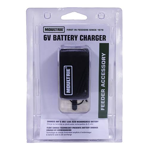 Moultrie Battery Charger - 6v