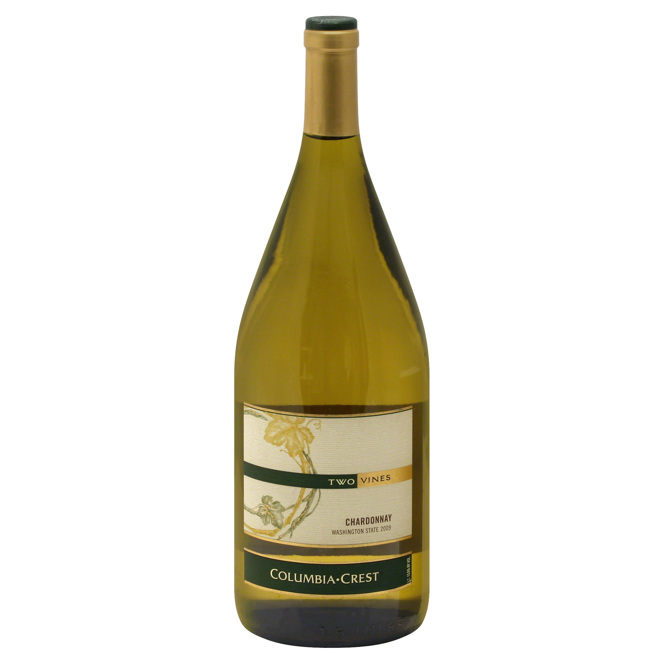 Two Vines Chardonnay, Washington State, 2009 - 750 ml
