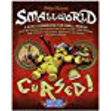 Days Of Wonder Small World Cursed Board Game