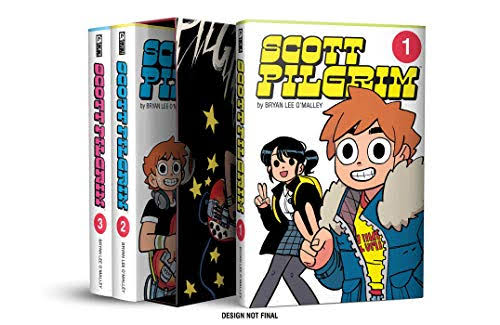 Scott Pilgrim Color Collection Box Set [Book]