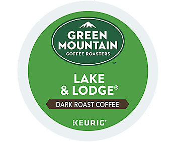 Green Mountain Coffee Lake & Lodge Coffee - Dark Roast