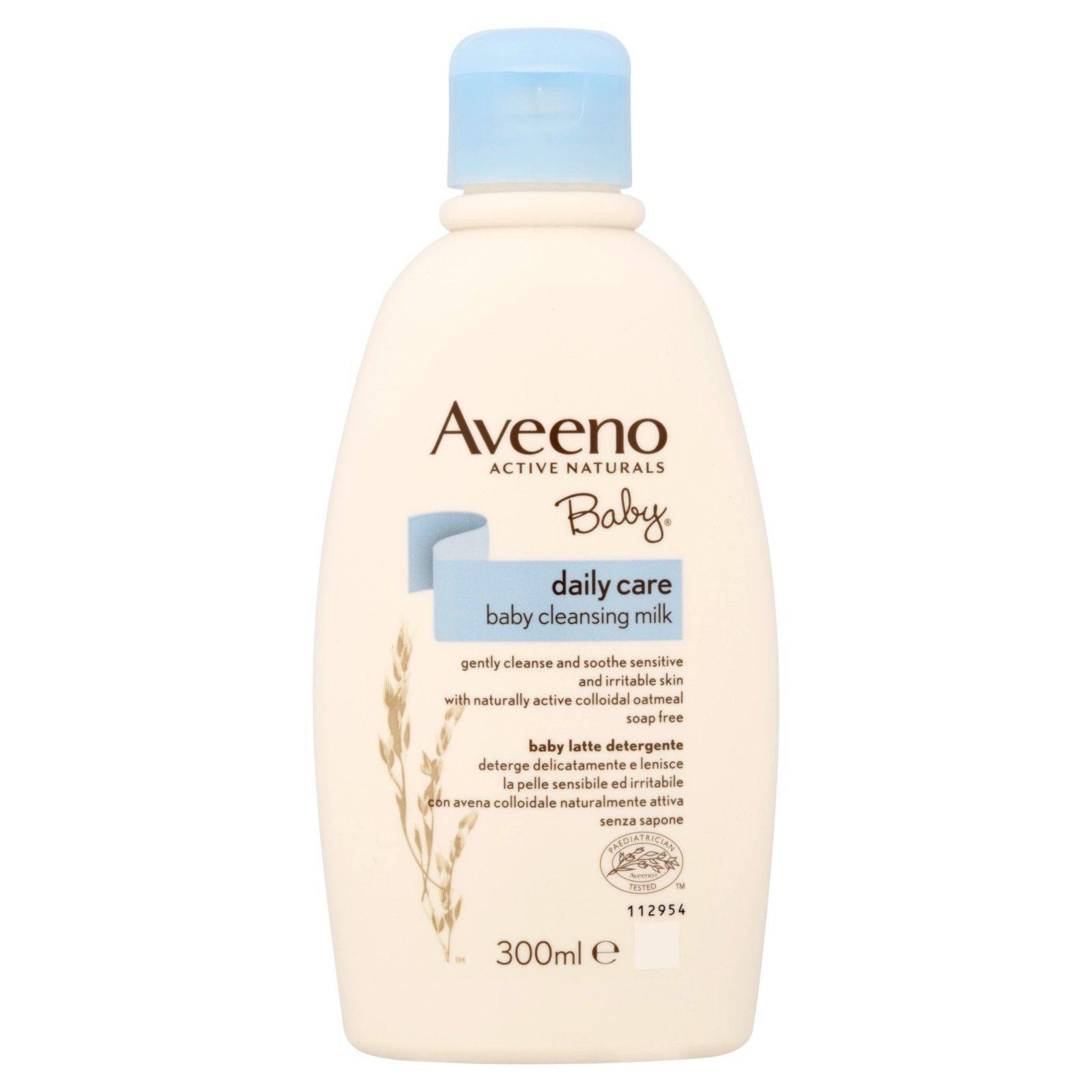 Aveeno Baby Cleansing Milk - 300ml