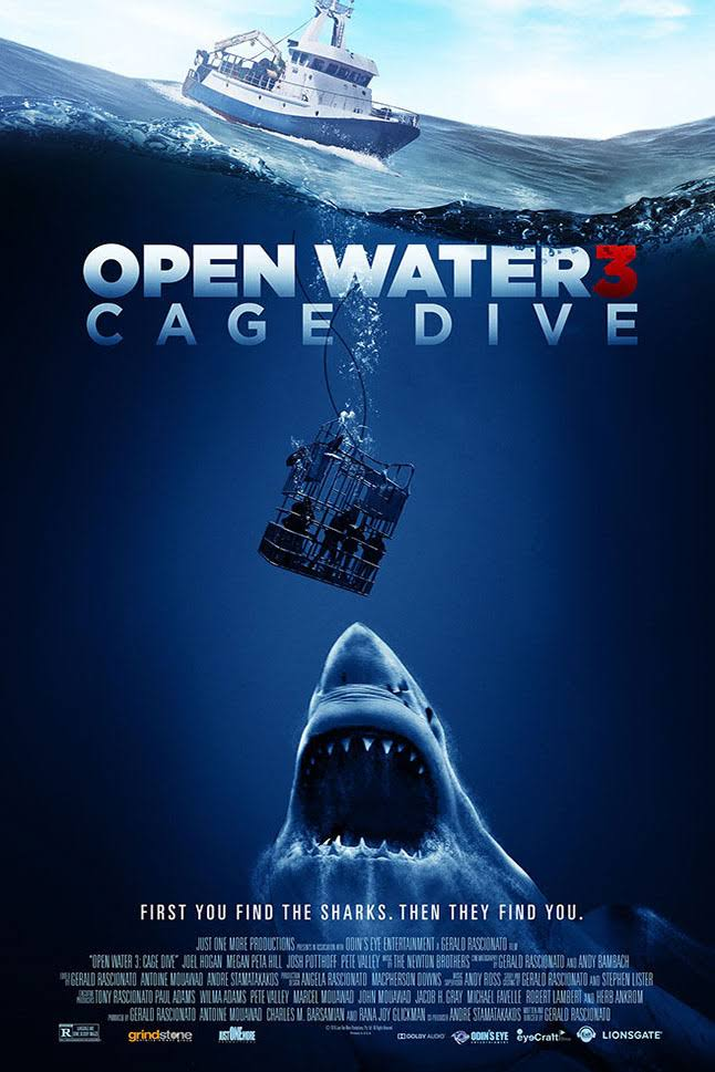Open Water 3 Cage Dive full Movie Download 2017 WEB-DL