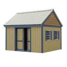 Storage Sheds Jacksonville Fl by Best Barns Wood Sheds Sheds The Home Depot