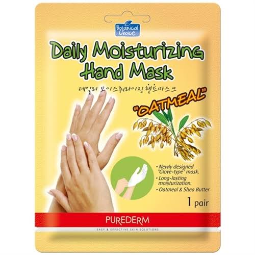 Botanical Choice Daily Moisturizing Hand Mask - Oatmeal