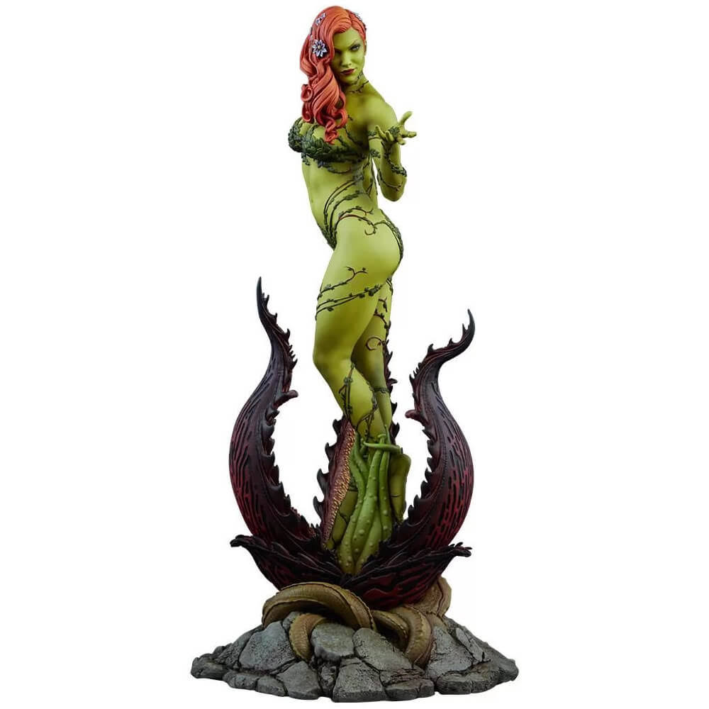 Sideshow 300487 Dc Collectible Batman Poison Ivy Premium Format Scale Statue - 1:4