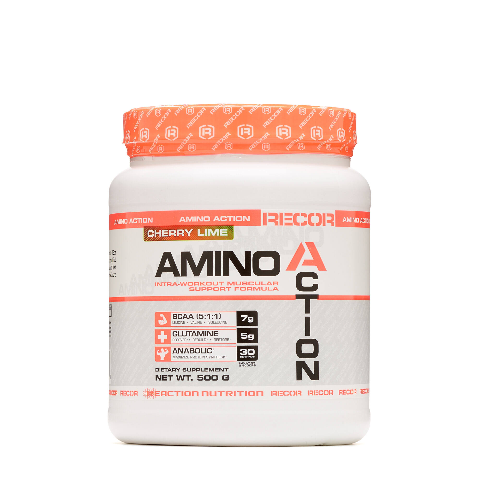 Reaction Nutrition Amino Action - Cherry Lime