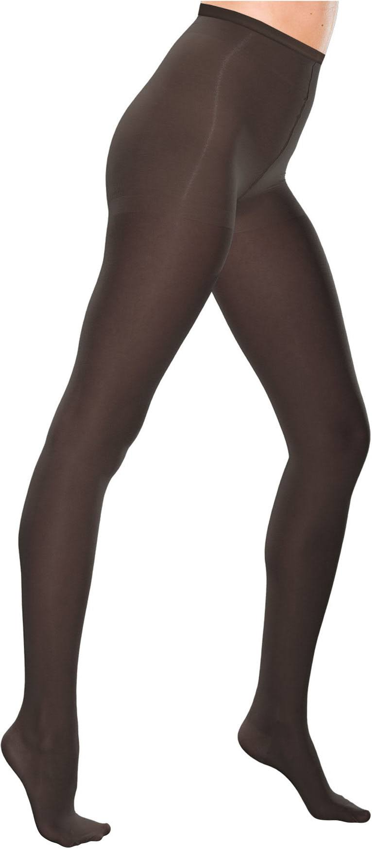 Therafirm Women's 15-20Hg Pantyhose - Black