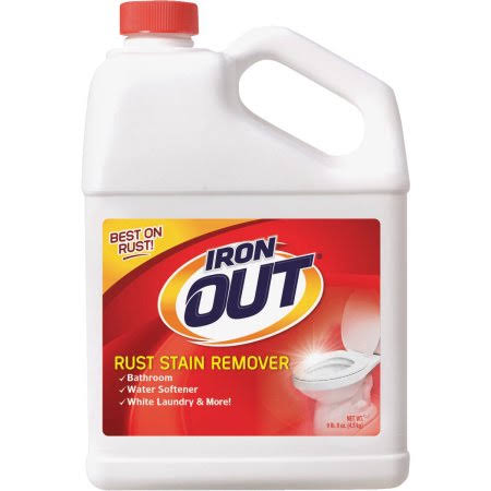 Super Iron Out Rust Stain Remover - 152oz