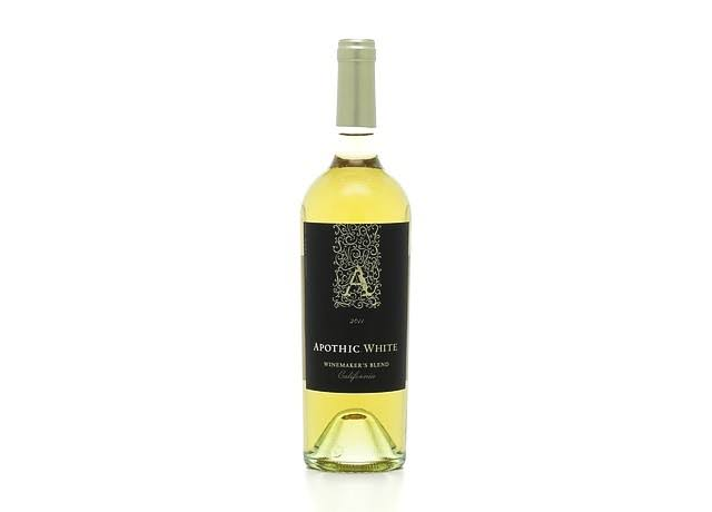 Apothic White Wine, 2017 - 750 ml