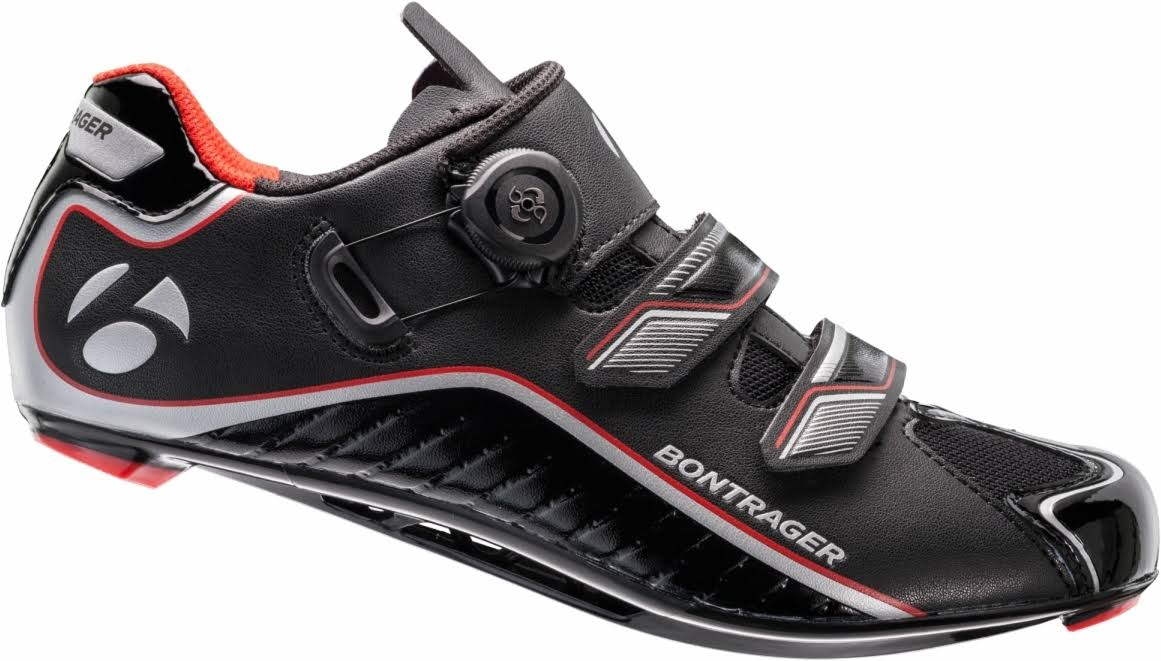 Bontrager Circuit Road Shoe Black