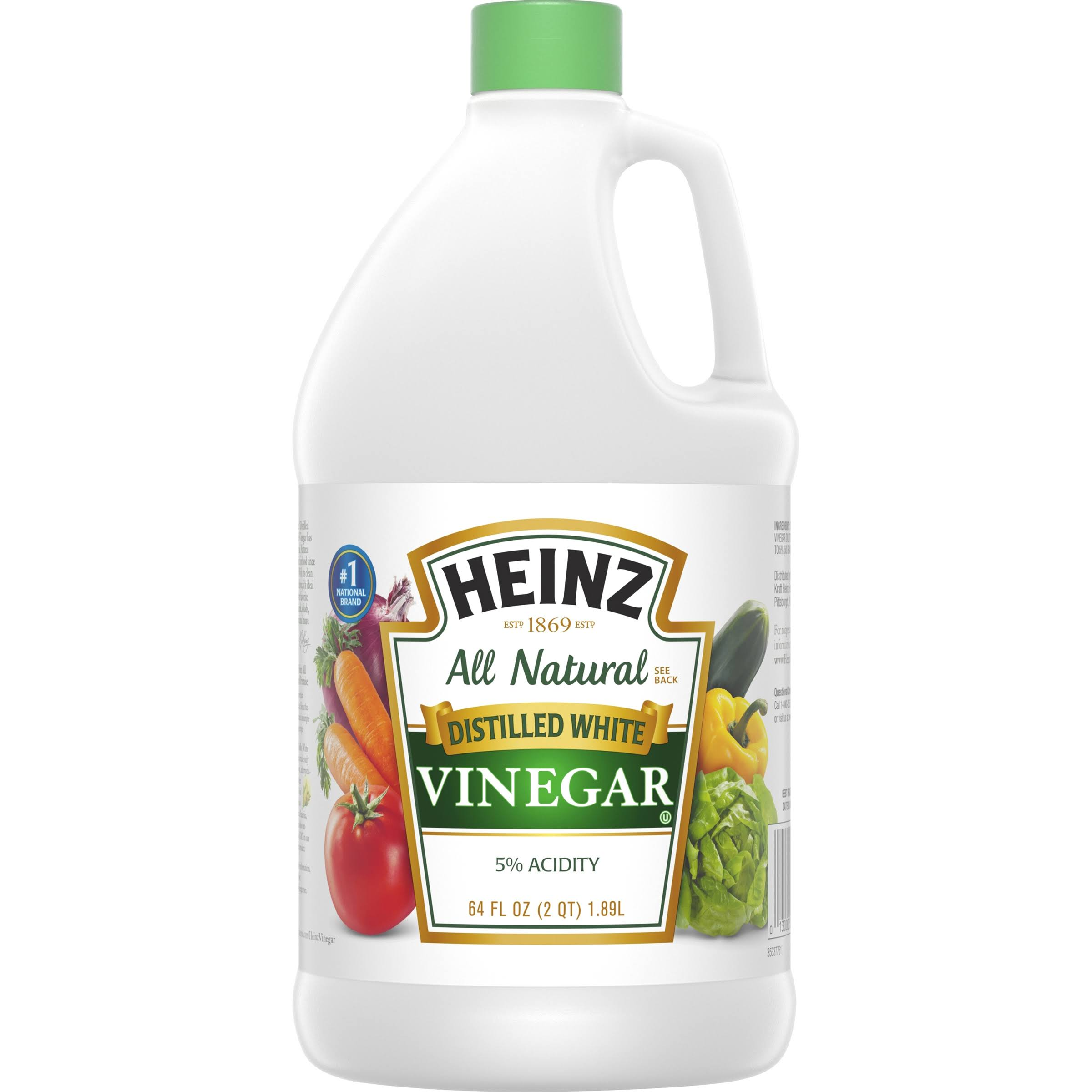 Heinz White Vinegar - 64oz