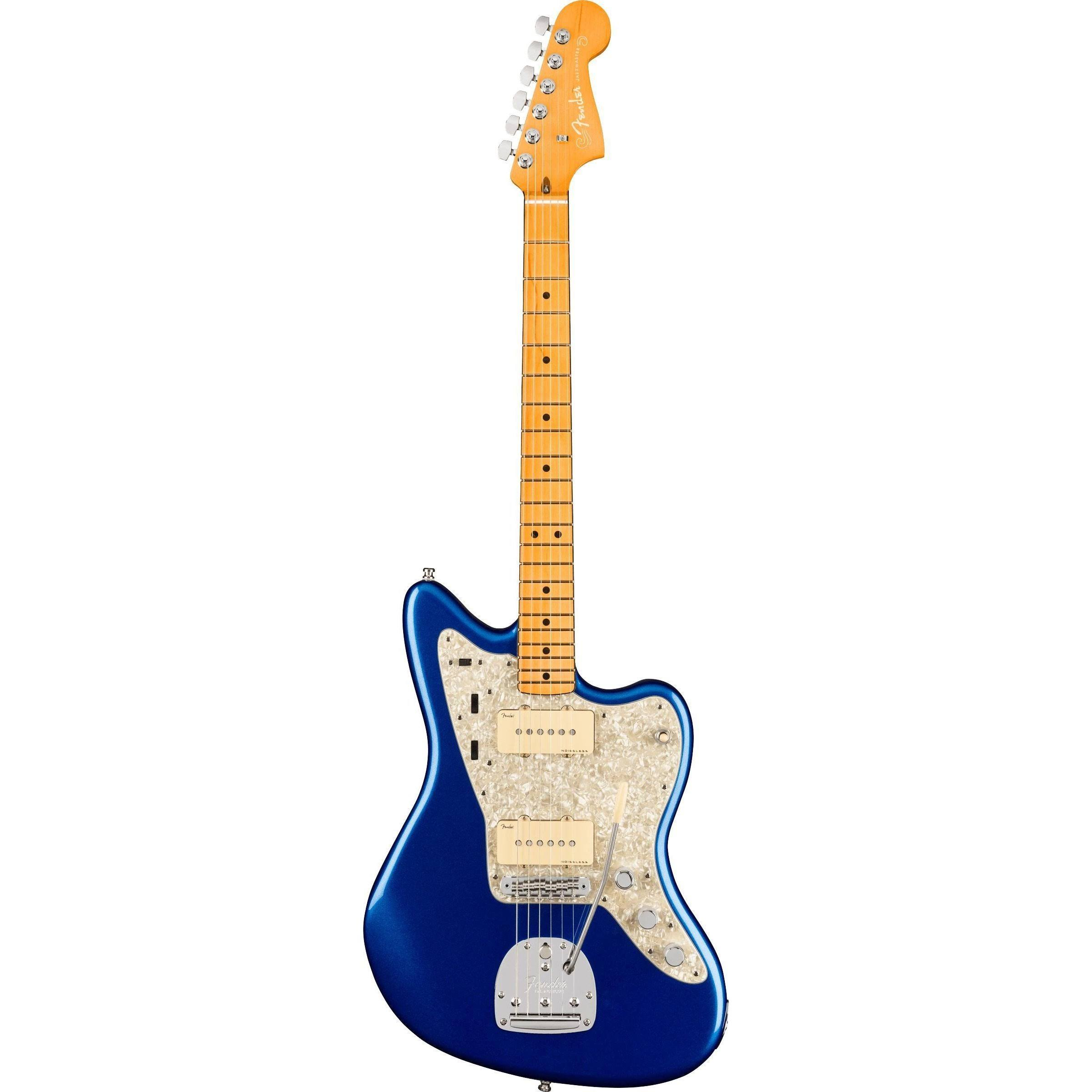 Fender American Ultra Jazzmaster , Maple Fingerboard, Cobra Blue