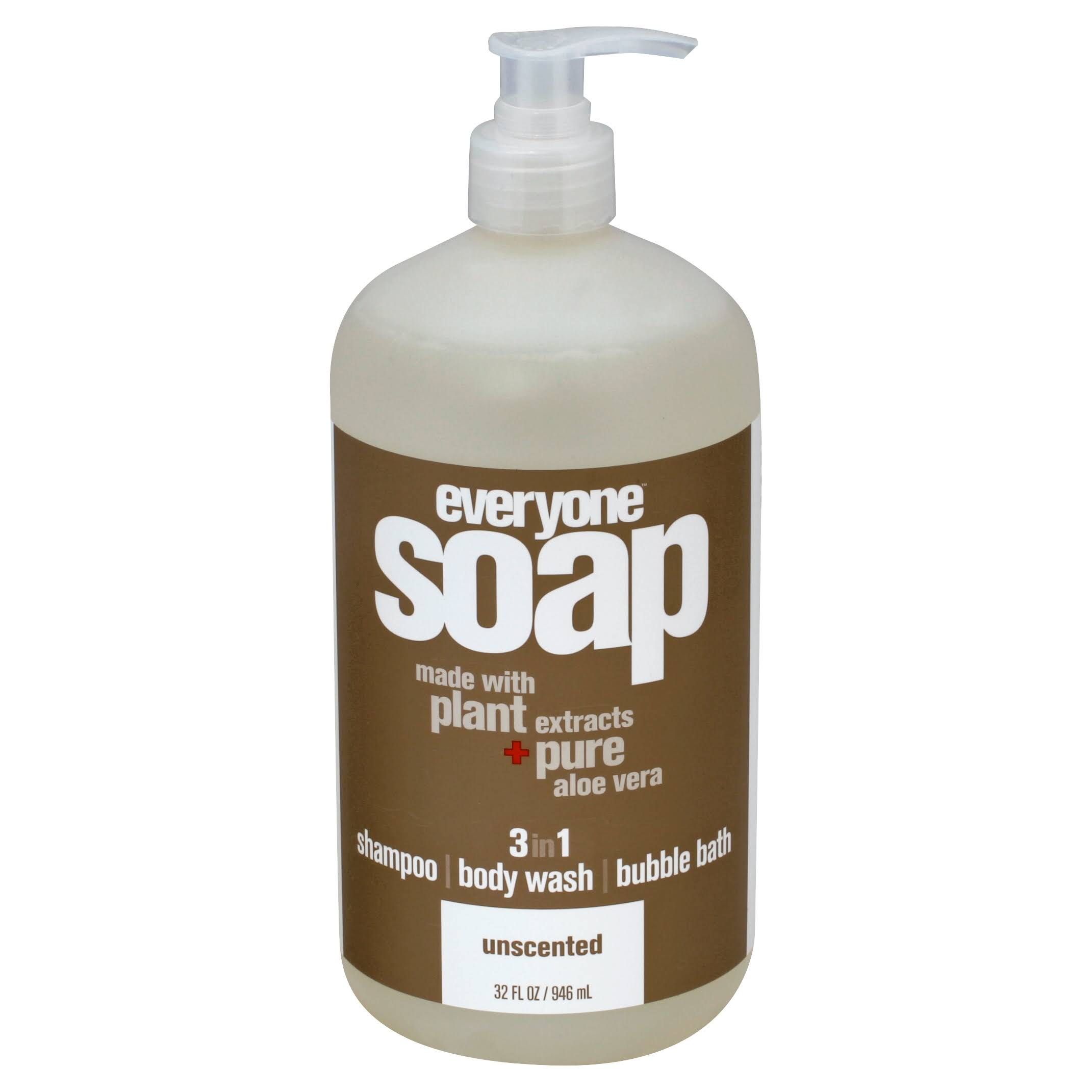 EO Products Everyone Soap - Unscented, 32oz