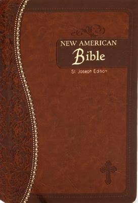 St. Joseph Medium Size Gift Bible - Catholic Book Publishing Corp