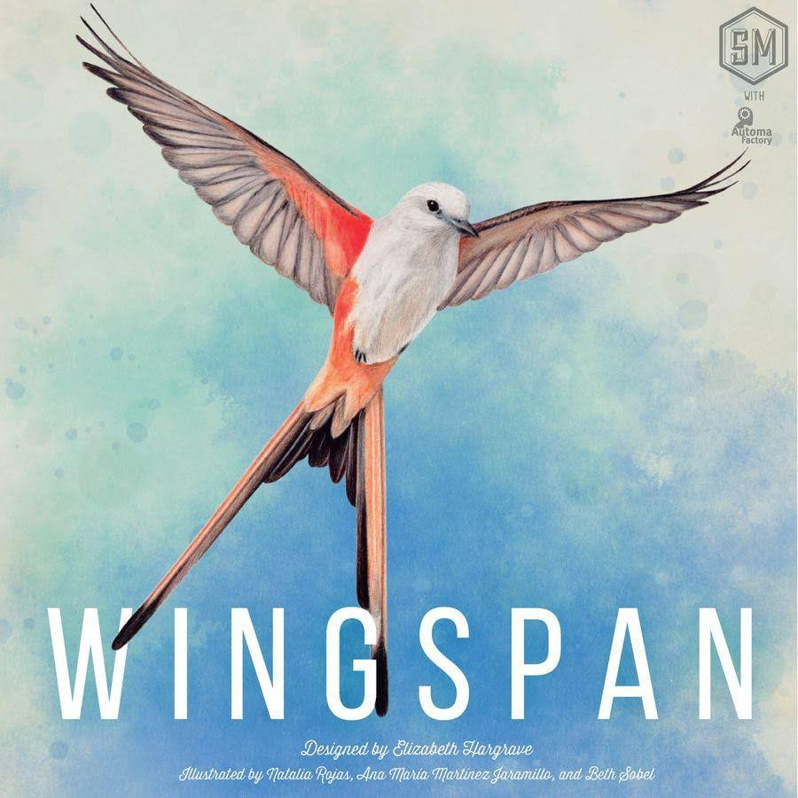Stonemaier Games Wingspan Board Game