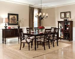 Value City Kitchen Table Sets by 3 Piece Dinette Set Monarch Walnut Brown 3piece Solid Top Drop