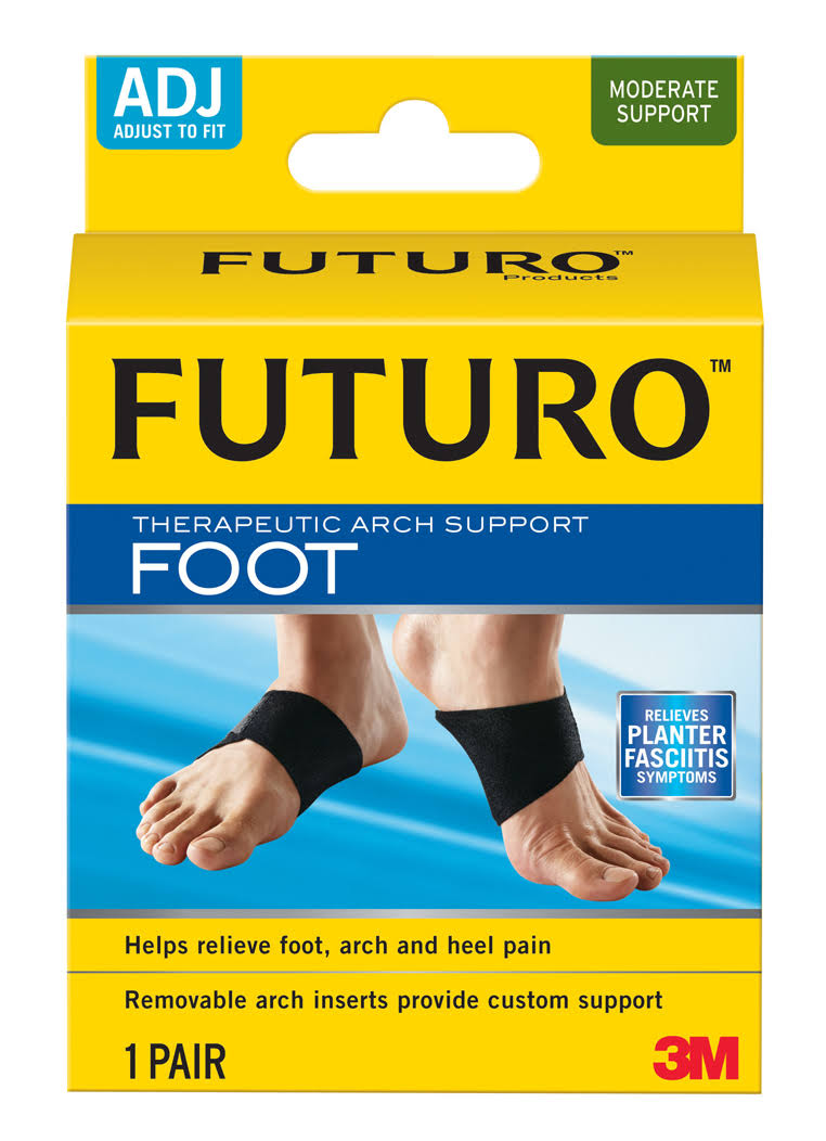 Futuro Therapeutic Arch Support Foot - 1pair