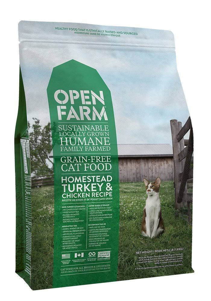 Open Farm Grain-Free Turkey & Chicken Dog Food