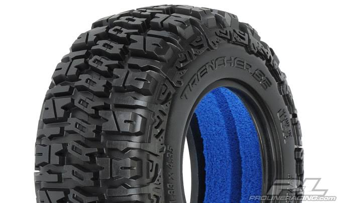 "Pro-Line 2 Trencher SC 2.2""/3.0"" Tires, 1159-01"