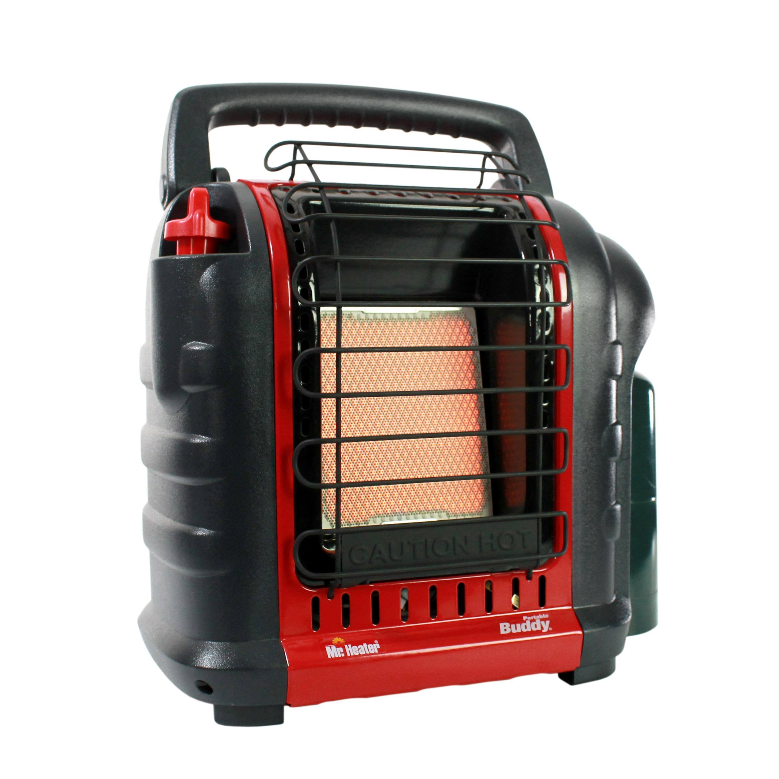Mr. Heater MH9BX Portable Buddy 9000 BTU Radiant Propane Heater