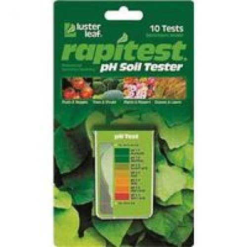 Luster Leaf Rapitest Dirt Soil Plant Garden Tester Kit