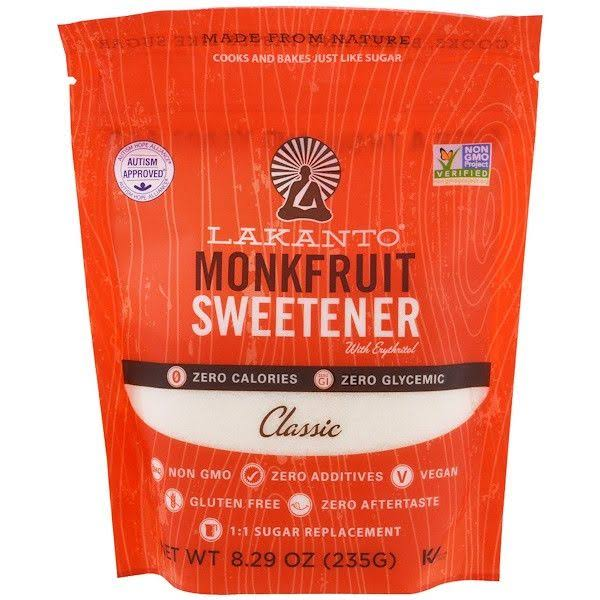 Lakanto Monkfruit Sweetener - 235g