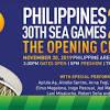 Lịch thi đấu bóng đá 30/11: Khai mạc SEA Games 30 mấy giờ ?