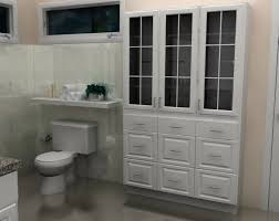 Tall Narrow Linen Cabinet With Doors by Bathroom Excellent Best Linen Cabinet For Bathrooms Design Ideas