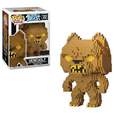 Funko Pop Altered Beast Vinyl Figure - 32 Werewolf