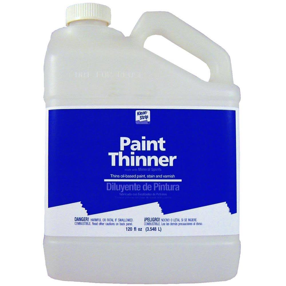Klean Strip Paint Thinner, 1 Gallon
