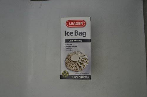 Leader Ice Bag Cold Therapy - 9''