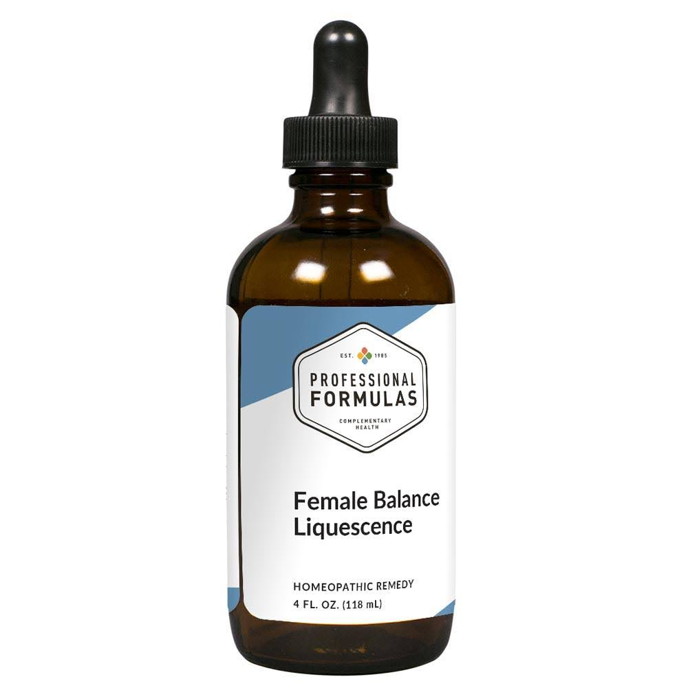 Professional Formulas - Female Balance Liquescence - 4 fl. oz (118 ml)