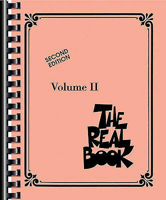 The Real Book Volume 2 Second Edition - Hal Leonard Publishing