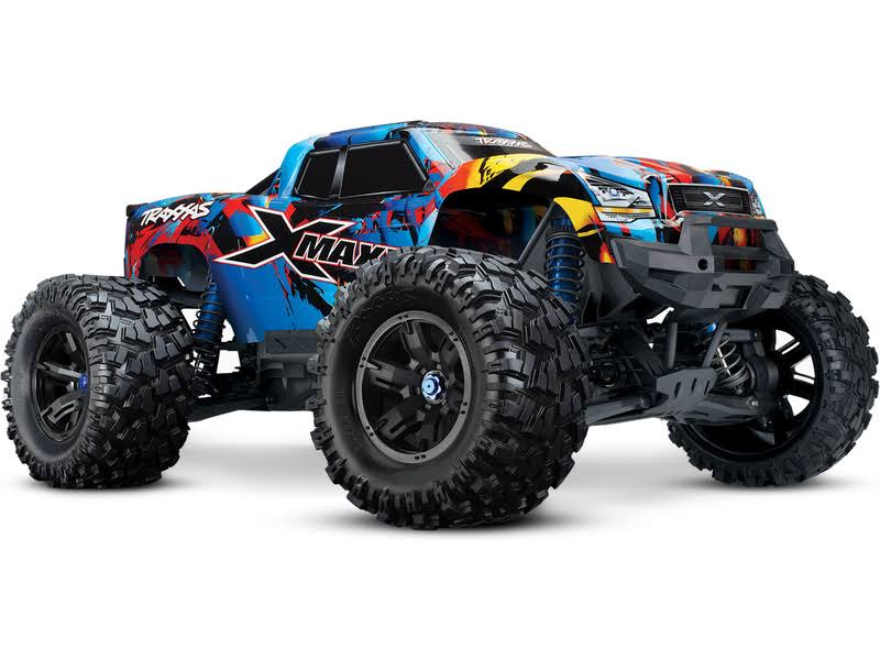 Traxxas X Maxx 4WD Brushless RTR 8S Monster Remote Controlled Toy Truck