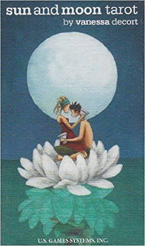 Sun And Moon Tarot - Vanessa Decort