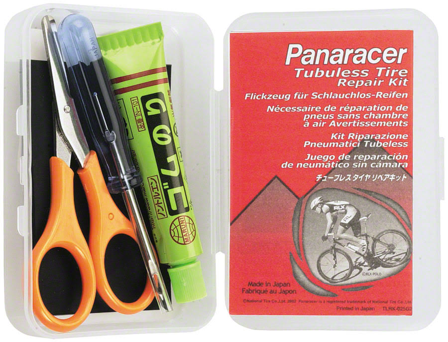 Panaracer Tubeless Tire Repair Kit