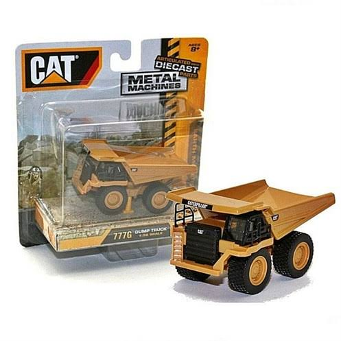 Caterpillar Toy State Dump Truck - Scale 1:98