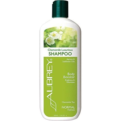 Aubrey Organics Chamomile Luxurious Volumizing Shampoo - 11 oz bottle