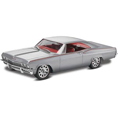 Revell '65 Chevy Impala Plastic Model Car Toy