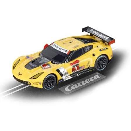 Carrera Go Chevrolet Corvette C7.r Slot Car Model Kit - 1:43 Scale